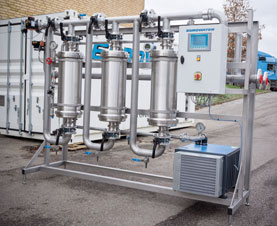 277X220 Membrane Degassing Units Oxygen Removal